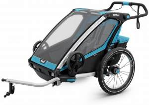 Thule Chariot Sport 2 mit StVZO-Beleuchtung thule Blue/Black