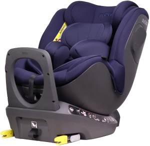 Avova 'Sperber-Fix i-Size' Autokindersitz Atlantic Blue