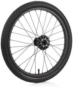 XLC Laufrad 20 f. Mono/Duo 8teen f.XLC Mono/Duo 8teen Links ab 2018 Fahrrad