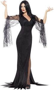 Smiffys 43726L - Unsterbliche Seele Kostüm mit Kleid