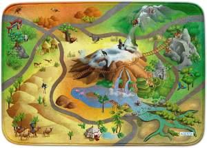 Spielteppich Wild us Connect 100 x 150 cm