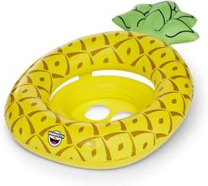 BigMouth Toys Big Mouth Lil Float Ananas, Mehrfarbig