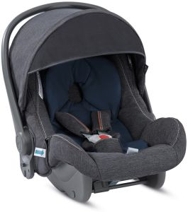 Inglesina - Babyschale Huggy Multifix - Village Denim Kollektion 2018