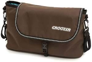 Croozer Unisex– Erwachsene Schiebebügeltasche-3092016115 Schiebebügeltasche, braun, One Size
