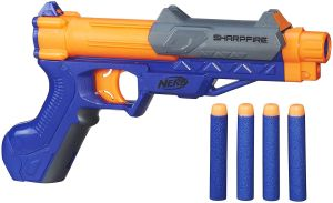 Hasbro Nerf N-Strike Sharpfire Delta