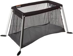 Phil & Teds 'Crib V4' Reisebett schwarz