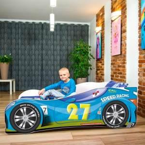 Nobiko Autobett blue 160 x 80 cm