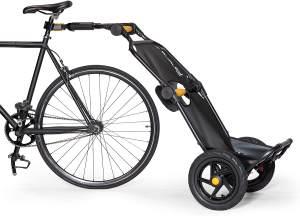 Fahrrad-Lasten-Anhänger Burley Travoy Modell 2020 schwarz