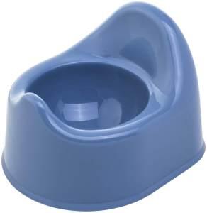 Rotho Babydesign Kindertopf, Ab 18 Monate, Bella Bambina, Cool Blue (Blau), 20601 0287