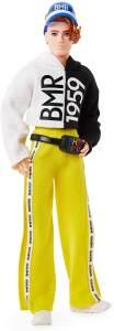 Barbie BMR1959 - Barbie rothaarig, Streetwear Statementhose, GNC49