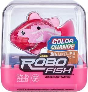 Robo Alive - Robo Fish - pink