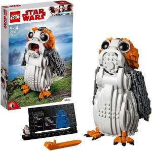 LEGO Star Wars Porg (75230), Star Wars Spielzeug