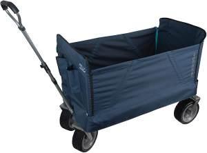 HUDORA Bollerwagen Flexible Handwagen, blau
