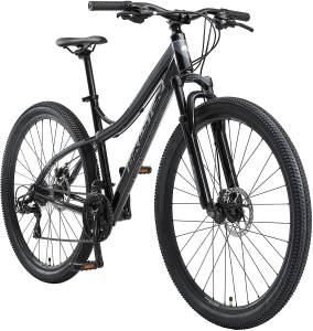 Bikestar Kinderfahrrad Alu Mountainbike schwarz RH 45,7 cm 29 Zoll