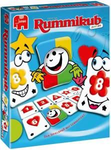 Jumbo Spiele 03955 - Rummikub Junior Card