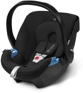 Cybex 'Aton' Babyschale 2020 Pure Black Gruppe 0+