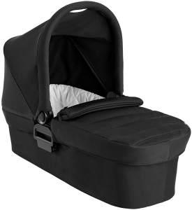 Baby Jogger Zusammenfaltbare Babywanne | für City Mini2 Double und City Mini GT2 Double | Jet (schwarz)