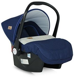 "Lorelli 10070301842Autositz Baby""Cosy Gruppe 0+ Lifesaver blau"
