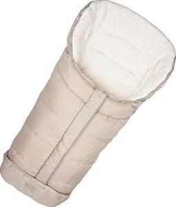 Fillikid K2 Winterfußsack Polyester natur, universell einsetzbar