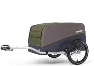 Croozer Cargo Fahrrad Lastenanhänger Tuure