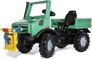 Rolly Toys Unimog Forest Junior Mintgrün