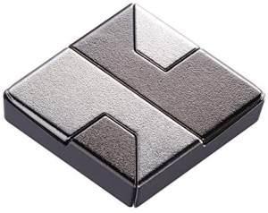 Rätselhafter Diamant-Silber-Guss