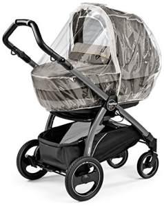Peg Perego YWAREGENSC Regenschutz für Kinderwagen-Wannen von Peg-Perego