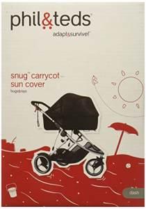 Phil & Teds Dash Schutz Soleil für Babyschale
