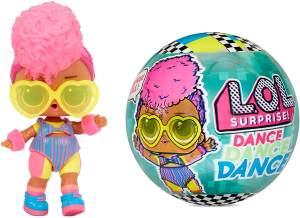 L. O. L. Surprise Dance Dolls, sortiert