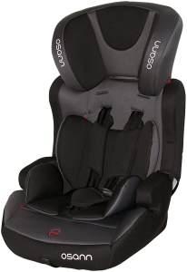 Osann 'Lupo' Kindersitz Isofix Nero