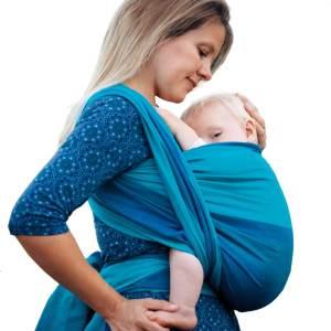 DIDYMOS Babytragetuch, Modell Jan Gr.5