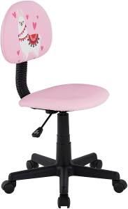 Kinderschreibtischstuhl 'ALPACA' pink