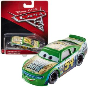 Mattel Disney Cars DXV61 Disney Cars 3 Die-Cast Tommy Highbanks Fahrzeug
