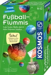 KOSMOS 657741 Fußball-Flummis Experimentierset für Kinder