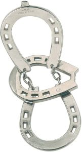 Bartl Huzzle Cast Horse - Hochwertiges Metall-Puzzle