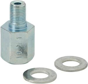 Burley Kinder Adapter, Hitch, Silber, M/10 x 1