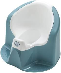 Rotho Babydesign TOP Xtra Komfort Kindertopf, Mit herausnehmbaren Aufsatz, Ab 18 Monate, Lagoon (Blau), 20504029501