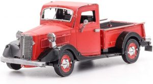 Metal Earth Ford: 1937 Pick-up 9 cm