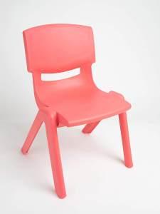Bieco Kinderstuhl rot
