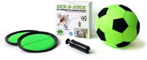 """My Mini Golf """"Kick and Stick Indoor-Fußball-Torwand für Kinder, klein, Grün"""