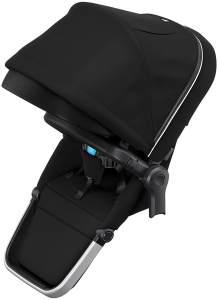 Thule - Sleek Sibling Seat Midnight Black