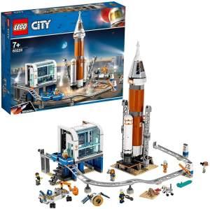 LEGO City 60228 Weltraumrakete mit Kontrollzentrum