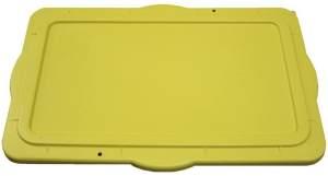 Roland Deckel-3091502800 Deckel, gelb, 1size