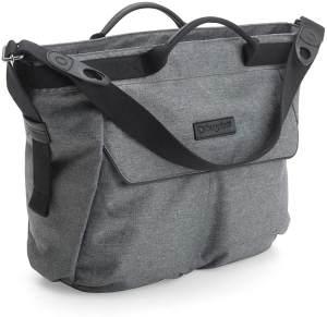 Bugaboo Wickeltasche für Fox / Bee5 / Cameleon³, Grey Melange
