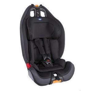Chicco Gro-Up Kindersitz, jet black, Größe1/2/3