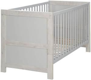 Roba 'Mila' Kombi-Kinderbett, 70 x 140 cm,