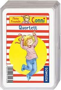 KOSMOS 741655 - Meine Freundin Conni Quartett