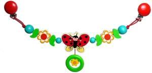 Hess-Spielzeug Wagenkette Ladybird