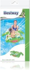 Bestway Animal Shaped Swim Ring, Schwimmring, sortiert