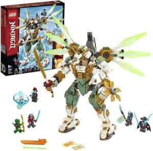 LEGO 70676 NINJAGO - Lloyds Titan-Mech Actionfigur